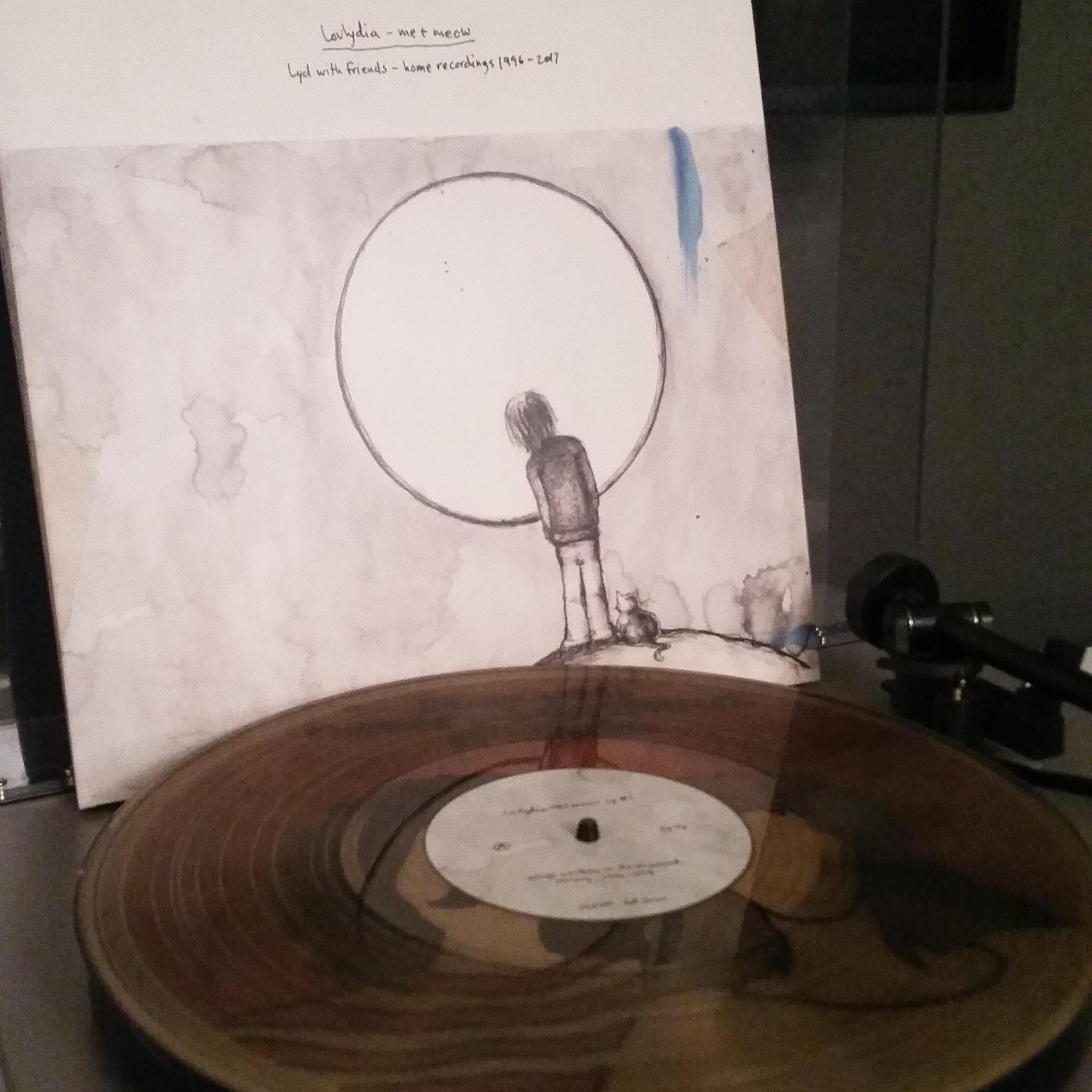 Topp Indierock Music Blog - 2012 Rockets - Lovlydia: Me + Meow triple LP BX-45
